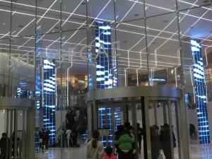 新世界デパート地下・入り口