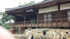 李氏朝鮮時代の両班(ヤンパン)の家屋
